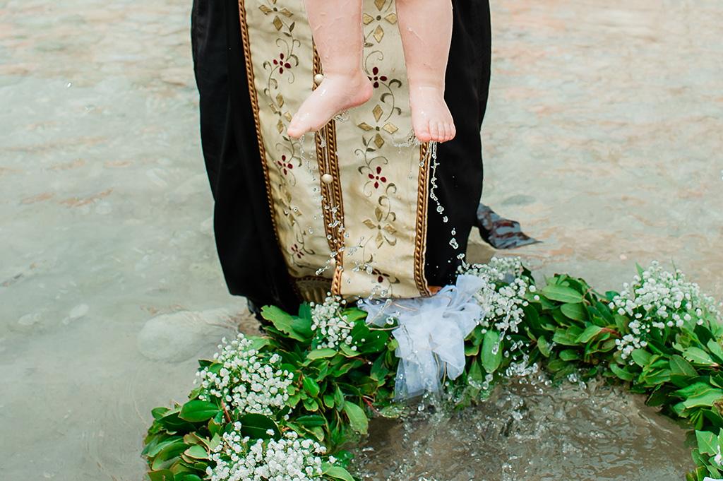 βάπτιση στη θάλασσα, george kostopoulos wedding photography, Φωτογράφιση Βάπτισης στην Θάλασσα στην Κεφαλονιά