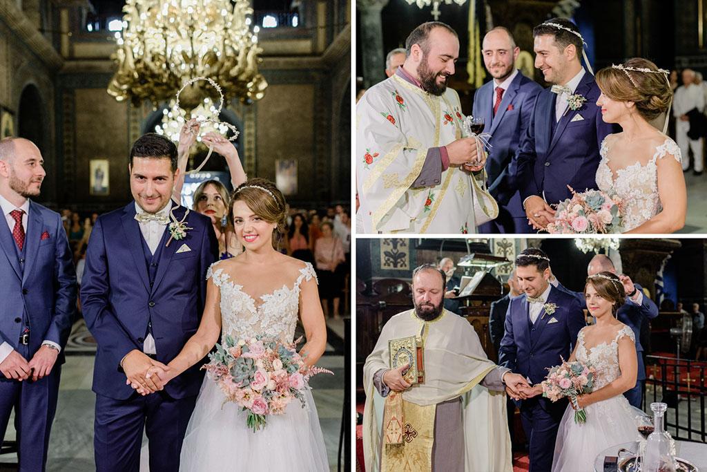 Το μυστήριο του ορθόδοξου Ελληνικού γάμου, orthodox wedding in thessaloniki