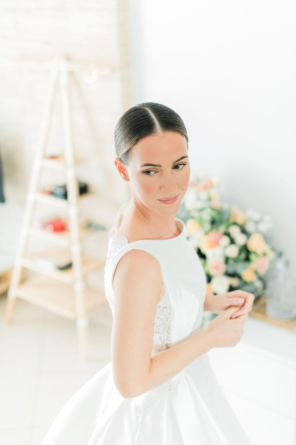 bridal preparation, Φωτογράφος γάμου Χαλκιδική