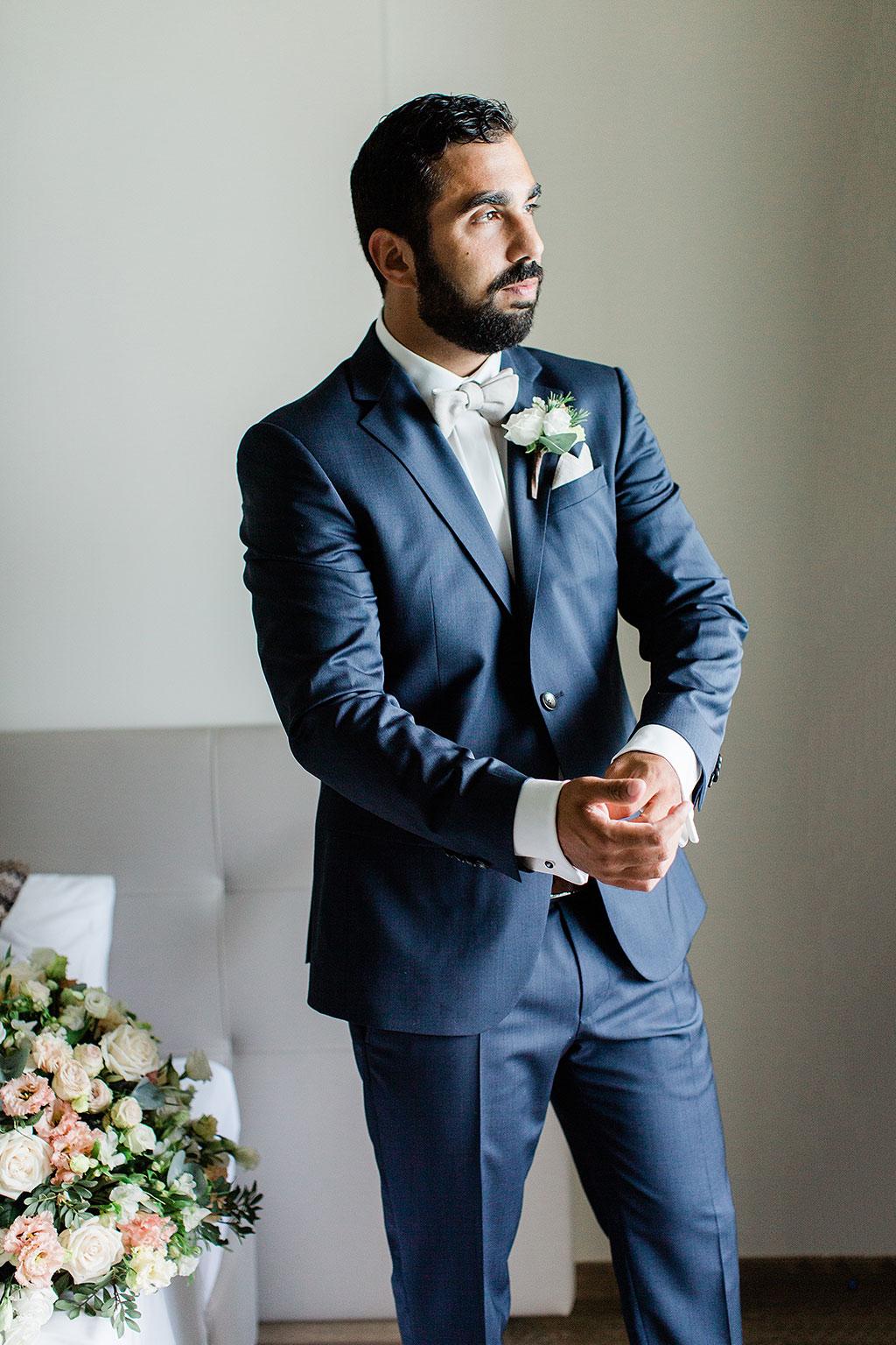 Φωτογραφία γάμου Χαλκιδική, George Kostopoulos Fine Art Wedding Photography, Προετοιμασία γαμπρού