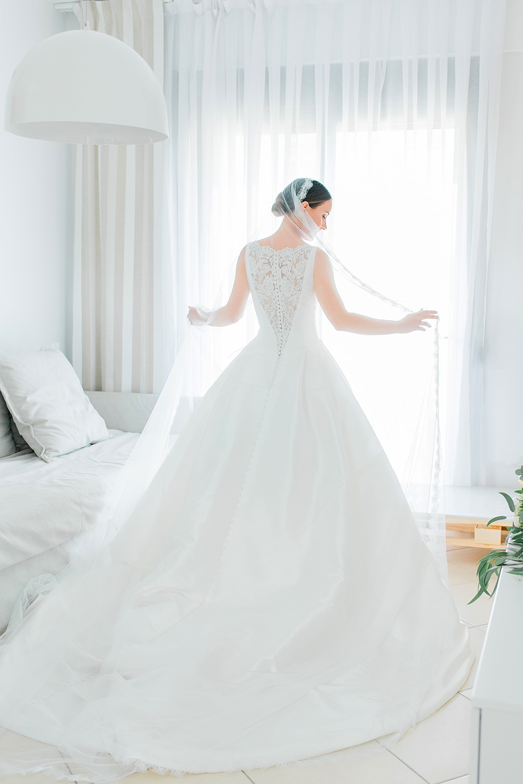 wedding in chalkidiki, bridal portrait, Φωτογράφος γάμου Χαλκιδική, φωτογράφιση νύφης
