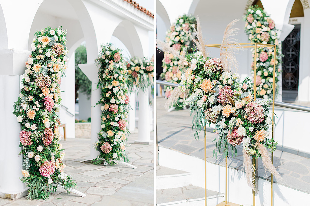 wedding decoration flowers, kipos kalou events, Φωτογράφος γάμου Χαλκιδική