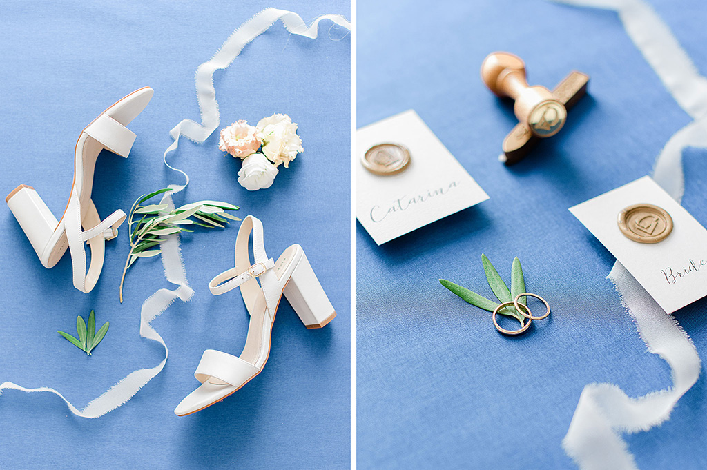 Bridal Details, Bridal Shoes, Wedding Rings, Flatlay Photography, George Kostopoulos Photography, Φωτογράφος γάμου Χαλκιδική