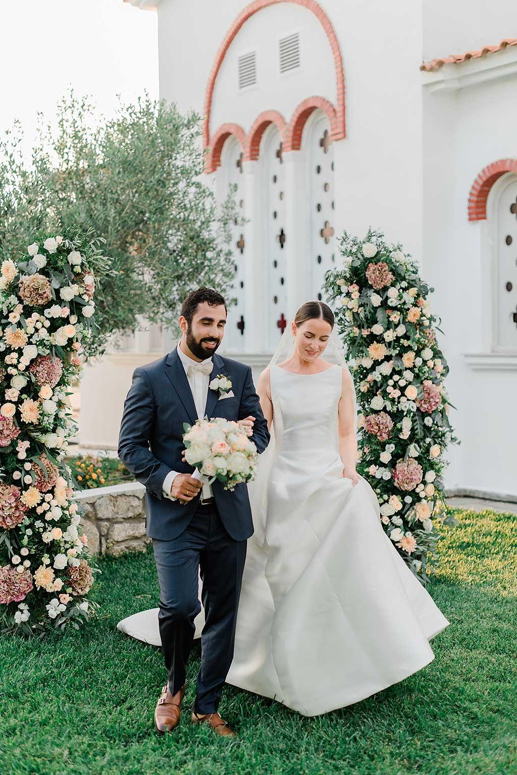 Φωτογράφος γάμου Χαλκιδική, post ceremonial photoshoot