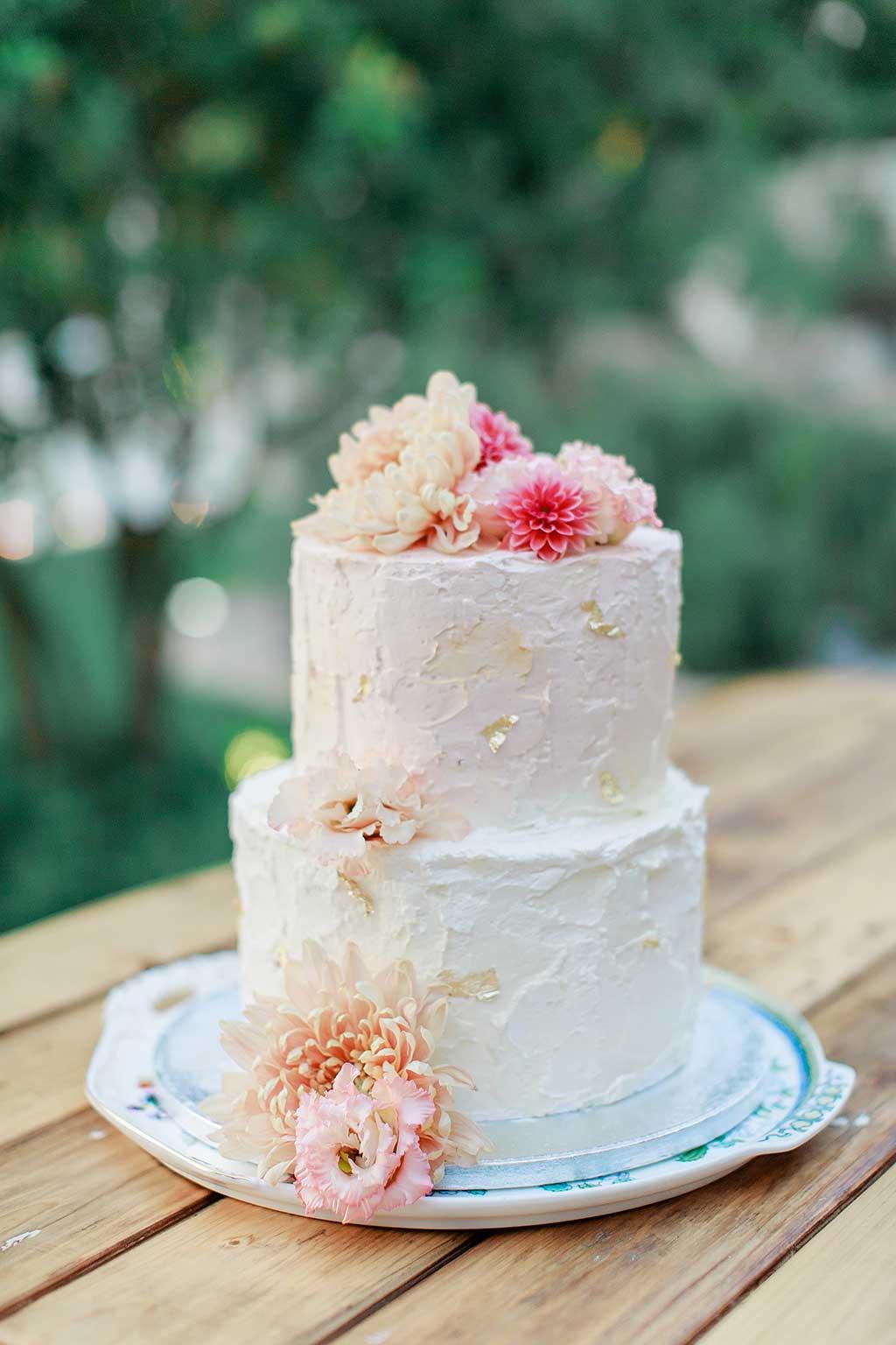Φωτογράφος γάμου Χαλκιδική, γαμήλια τούρτα, beautiful wedding cake from martha's sweet philosophy