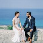 Φωτογράφος γάμου Χαλκιδική, Wedding next day shooting in Athitos with film