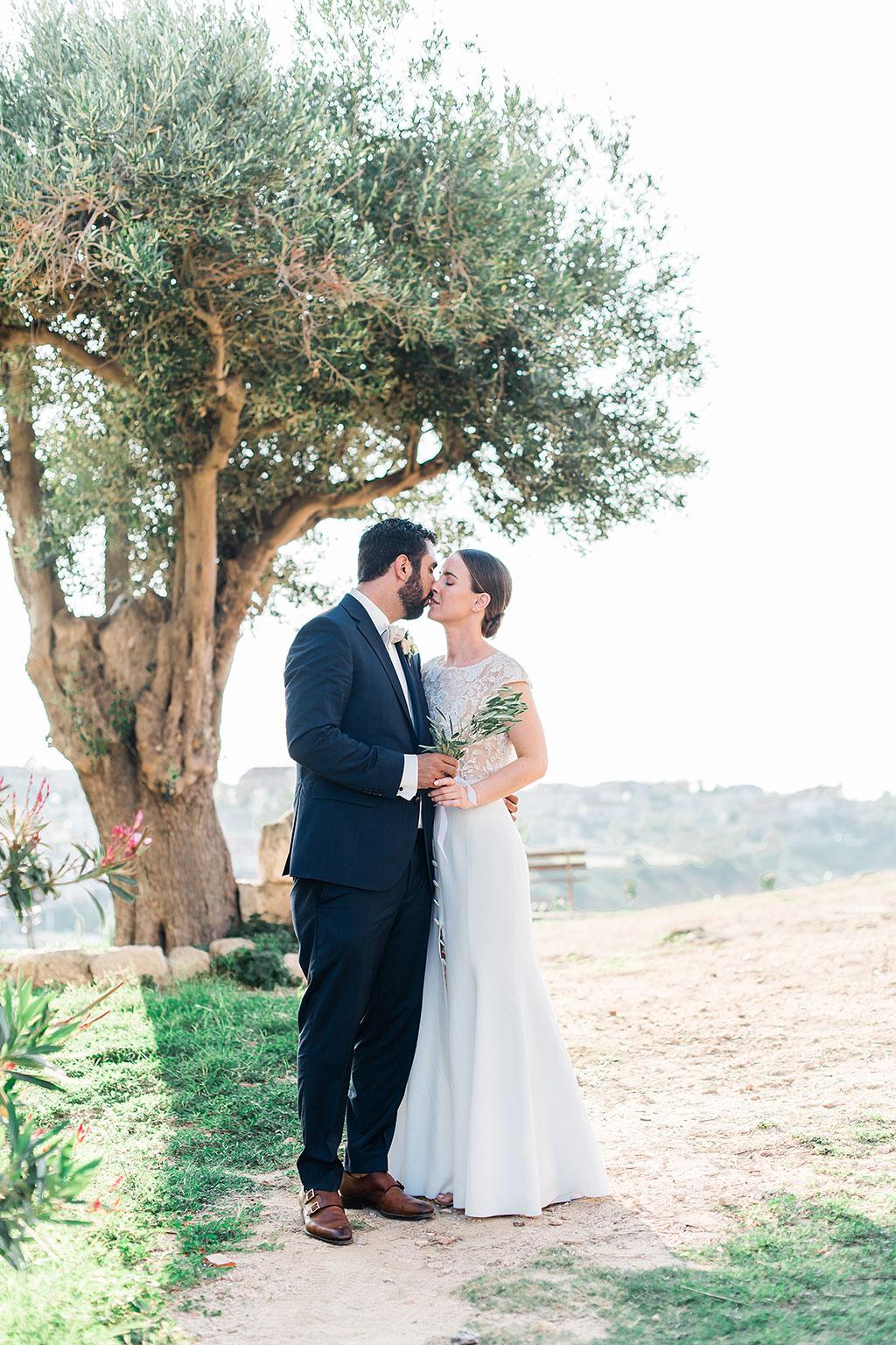 Φωτογραφία γάμου Χαλκιδική, Next day wedding photoshoot in Greece